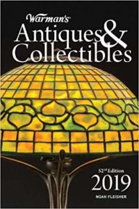 antiques and collectibles 2019 book
